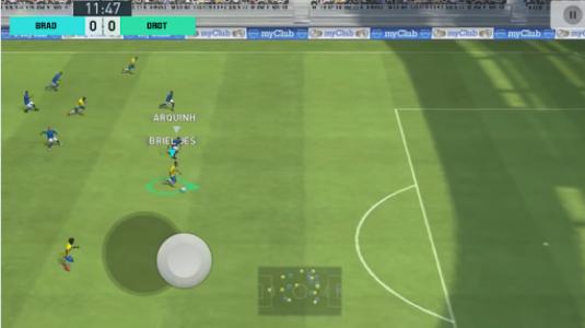 اسکرین شات بازی Soccer Game Mobile 4