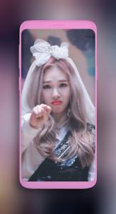 اسکرین شات برنامه Everglow Mia wallpaper Kpop HD new 3