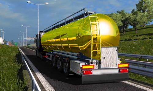اسکرین شات بازی Oil Tanker Truck Transport Cargo Driving Simulator 5