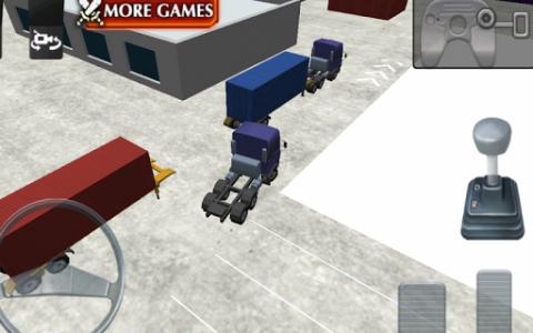 اسکرین شات بازی 18 Wheels Trucks & Trailers 2