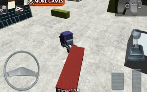 اسکرین شات بازی 18 Wheels Trucks & Trailers 3