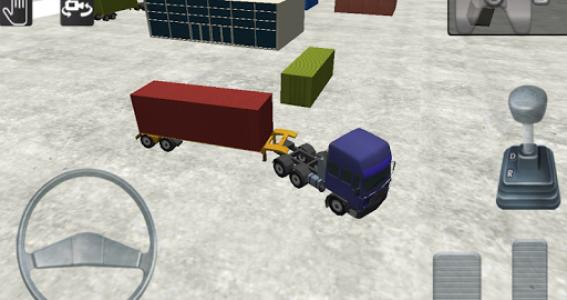 اسکرین شات بازی 18 Wheels Trucks & Trailers 8