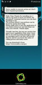 اسکرین شات برنامه IC Assistant 2