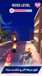 اسکرین شات بازی موتوفایت 6