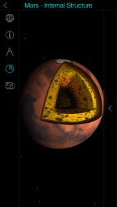 اسکرین شات برنامه Solar Walk Free - Explore the Universe and Planets 7
