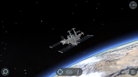 اسکرین شات برنامه Solar Walk Lite - Planetarium 3D: Planets System 8