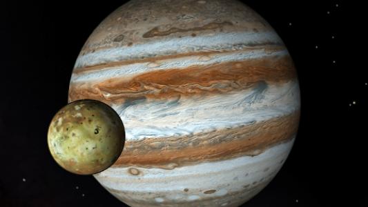 اسکرین شات برنامه Solar Walk Lite - Planetarium 3D: Planets System 7