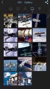 اسکرین شات برنامه Solar Walk Lite - Planetarium 3D: Planets System 4