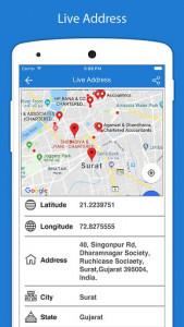 اسکرین شات برنامه Voice GPS Driving Directions - GPS Navigation 5