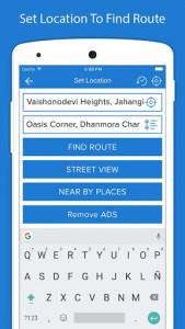 اسکرین شات برنامه Voice GPS Driving Directions - GPS Navigation 2