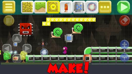 اسکرین شات بازی Level Maker 2 3