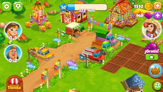 اسکرین شات بازی Top Farm 2