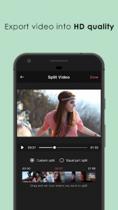 اسکرین شات برنامه Video Converter & Video Clip Editor Free  - VShot 6