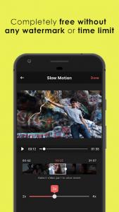 اسکرین شات برنامه Video Converter & Video Clip Editor Free  - VShot 2