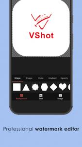 اسکرین شات برنامه Video Converter & Video Clip Editor Free  - VShot 8