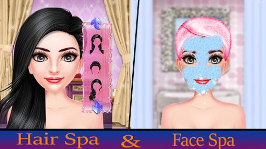 اسکرین شات بازی Indian Wedding Makeup 3