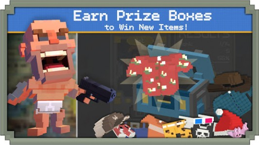 اسکرین شات بازی Guns Royale - Multiplayer Blocky Battle Royale 4