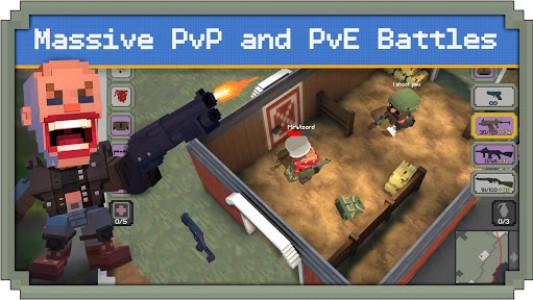 اسکرین شات بازی Guns Royale - Multiplayer Blocky Battle Royale 7