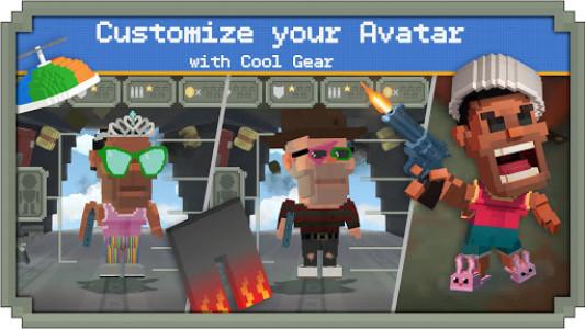 اسکرین شات بازی Guns Royale - Multiplayer Blocky Battle Royale 5