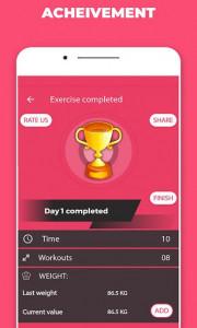 اسکرین شات برنامه Height Increase Home Workout Tips: Diet program 5
