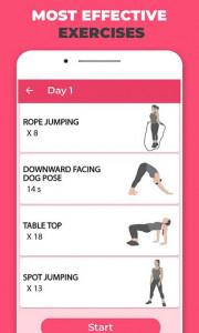 اسکرین شات برنامه Height Increase Home Workout Tips: Diet program 7
