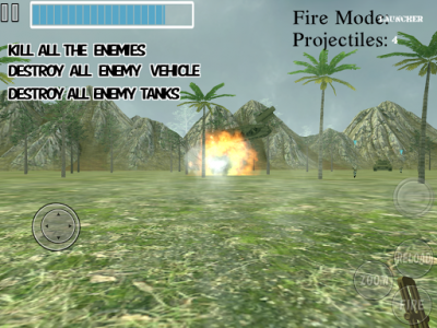 اسکرین شات بازی Amazing Sniper :  Sniper Reloaded Mission FPS Game 3