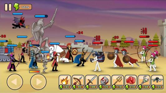 اسکرین شات بازی I am Archer 2