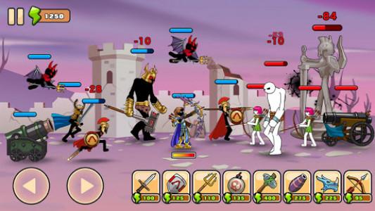 اسکرین شات بازی I am Archer 1