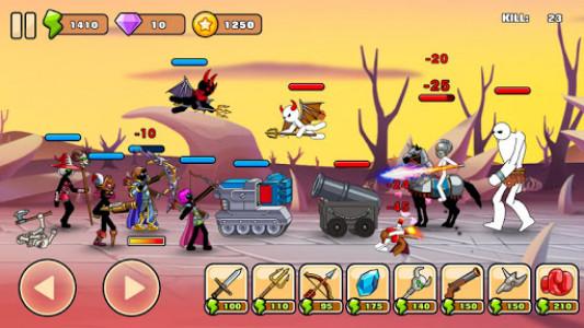 اسکرین شات بازی I am Archer 7
