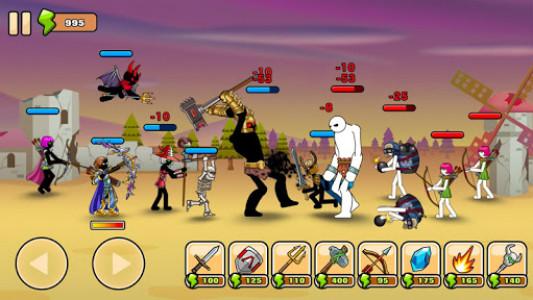 اسکرین شات بازی I am Archer 8