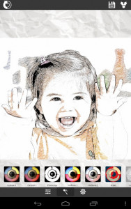 اسکرین شات برنامه Sketch Me! - Sketch & Cartoon 5