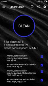 اسکرین شات برنامه Smart Clean by XtrasZone 2