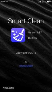 اسکرین شات برنامه Smart Clean by XtrasZone 8