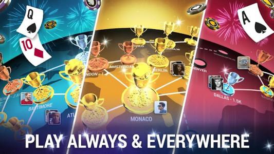 اسکرین شات بازی Poker World - Offline Texas Holdem 5