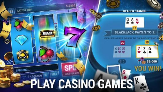 اسکرین شات بازی Poker World - Offline Texas Holdem 4