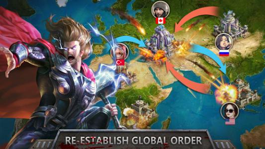 اسکرین شات بازی Avengers Wars: Heroes VS Zombies 7