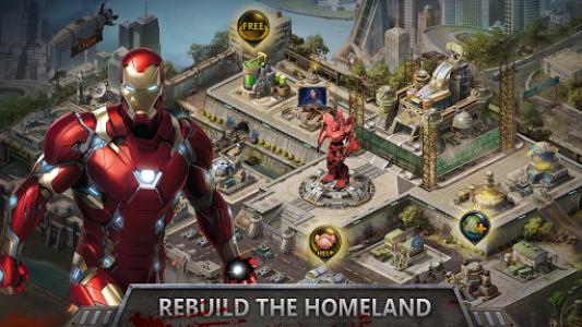 اسکرین شات بازی Avengers Wars: Heroes VS Zombies 6