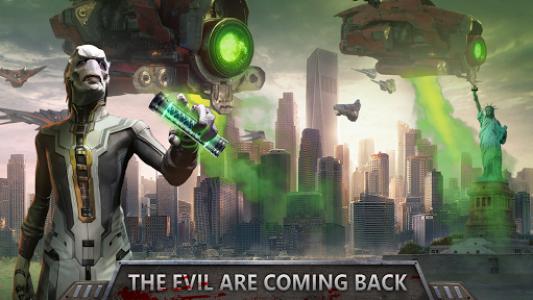 اسکرین شات بازی Avengers Wars: Heroes VS Zombies 2