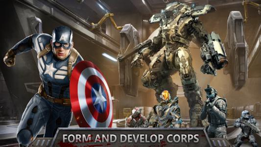 اسکرین شات بازی Avengers Wars: Heroes VS Zombies 5