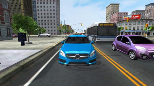 اسکرین شات بازی City Driving 3D 2