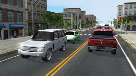 اسکرین شات بازی City Driving 3D 4