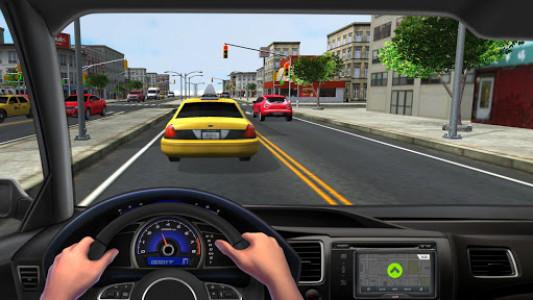 اسکرین شات بازی City Driving 3D 1