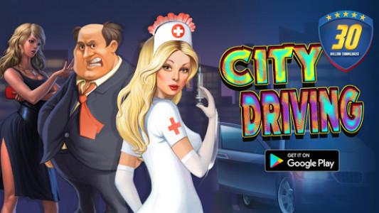 اسکرین شات بازی City Driving 3D 7