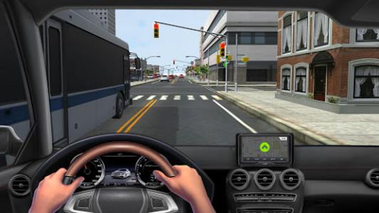 اسکرین شات بازی City Driving 3D 3
