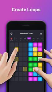 اسکرین شات بازی Drum Pad – Free Beat Maker Machine 3