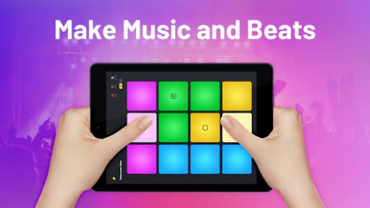 اسکرین شات بازی Drum Pad – Free Beat Maker Machine 6