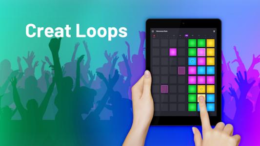 اسکرین شات بازی Drum Pad – Free Beat Maker Machine 8