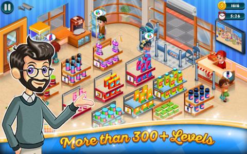 اسکرین شات بازی Supermarket Tycoon 2