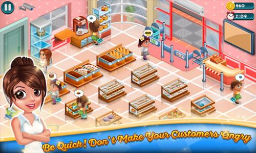 اسکرین شات بازی Supermarket Tycoon 4