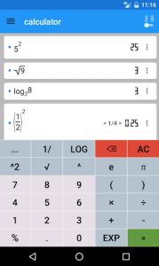 اسکرین شات برنامه Mathematics 2